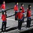 Пак Чжи Сун, Соль Ги Хен, Хо Чжон Му, Ку Чжа Чхоль, Сборная Южной Кореи по футболу, ЧМ-2010