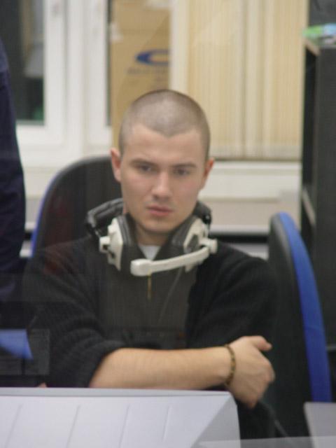 Лысый Владимир Стогниенко, 2003 год