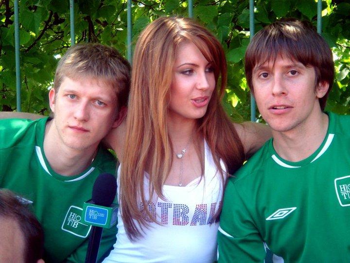 Михаил Поленов, Артем Шмельков и Екатерина Кирильчева