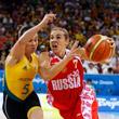сборная России жен, сборная Австралии жен, Илона Корстин, Пекин-2008, Бекки Хэммон