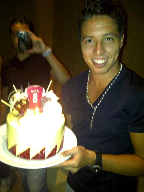 Happy Birthday Самир Насри.  Arsenal Till I Die.