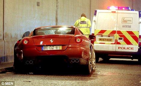 Все машины Криштиану Роналдо