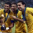 сборная Бразилии, Фернандо Торрес, Висенте Дель Боске, Кубок конфедераций