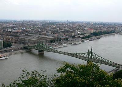 Мосты через Дунай- визитная карточка Будапешта